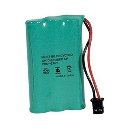 Uniden TRU-5860-2 Cordless Phone Battery Ni-MH, 3.6 Volt, 800 mAh - Ultra Hi-Capacity - Replacement for Uniden BT-461, BT-446, BT-634, BT-909, BT-1004, BT-1005, BT-2499 Rechargeable Battery