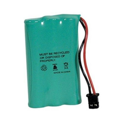 Uniden WHAMX4 SERIES Cordless Phone Battery Ni-MH, 3.6 Volt, 800 mAh - Ultra Hi-Capacity - Replacement for Uniden BT-461, BT-446, BT-634, BT-909, BT-1004, BT-1005, BT-2499 Rechargeable Battery