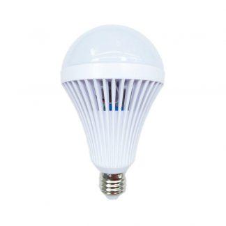 Warm White/Yellow Light E27 Intelligent Emergency Bulb Energy Saving LED Lamp Indoor