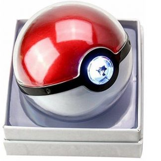 [3rd Generation] Pokeball Portable Power Bank New Upgrade Version Pokemon Go Magic Ball  Shape 12000mAh  USB LED External Battery Charger