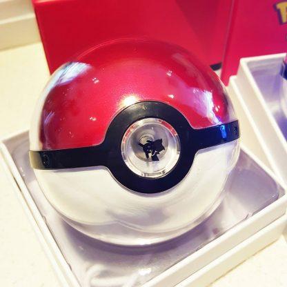 [3rd Generation] Pokeball Portable Power Bank New Upgrade Version Pokemon Go Magic Ball  Shape 12000mAh  USB LED External Battery Charger